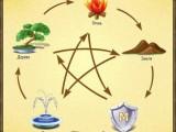 Пять элементов буддийской астрологии