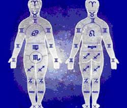Цепочки диспозиций в астромедицине